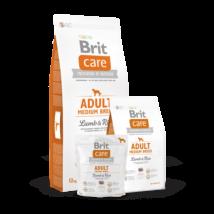 BRIT CARE KUTYATÁP ADULT M (lamb&rice,hypoallergenic) (felnőtt,10-25kg) 12kg