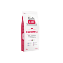 BRIT CARE KUTYATÁP ENDURANCE (duck&rice) (hipoallergén,aktívaknak) 3kg
