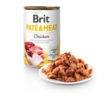 BRIT CARE KUTYA KONZERV PATE&MEAT (chicken) 400g