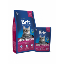 BRIT PREMIUM CAT MACSKATÁP ADULT (chicken) 8kg