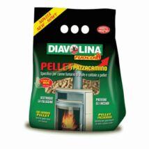 Diavolina Pellet Spazzacamino kéménytisztító pellet