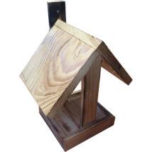 MADÁRETETŐ 1015.TÍPUS fali, 20x17x25cm (fenyő)