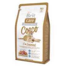 BRIT CARE CAT MACSKATÁP GRAIN FREE/COCCO (duck&salmon)(válogatós) 400g