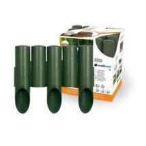 CELLFAST SZEGÉLY PVC STANDARD, 5 elemes,zöld 2,3 méter