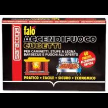 TŰZGYÚJTÓ KOCKA FALO TAVOLETTE 400 g ( 40 db )