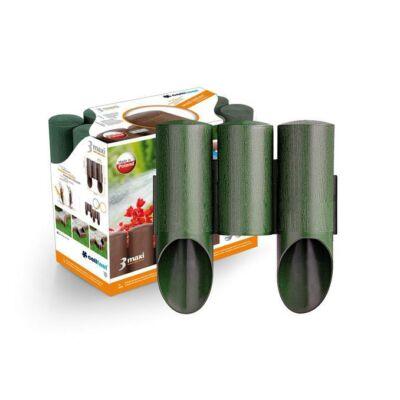 CELLFAST SZEGÉLY PVC MAXI,3 elemes, zöld 2,1 m