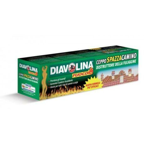 Diavolina Ceppo - kéménytisztító fahasáb