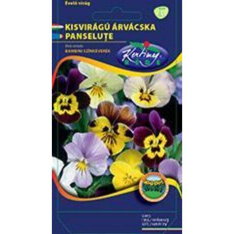 DÍSZNÖVÉNY ÁRVÁCSKA RÉDEI KERTIMAG kisvirágú, színkeverék